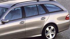 Anteprima: Mercedes Classe E SW 2003 - Immagine: 4