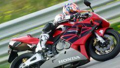 In sella alla: Honda CBR 600 RR - Immagine: 17