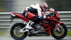 In sella alla: Honda CBR 600 RR - Immagine: 21