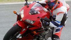In sella alla: Honda CBR 600 RR - Immagine: 26