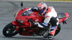 In sella alla: Honda CBR 600 RR - Immagine: 15