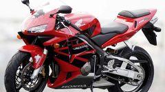 In sella alla: Honda CBR 600 RR - Immagine: 14