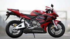 In sella alla: Honda CBR 600 RR - Immagine: 4