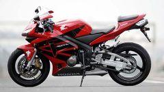 In sella alla: Honda CBR 600 RR - Immagine: 5