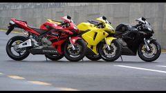 In sella alla: Honda CBR 600 RR - Immagine: 6