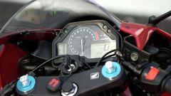 In sella alla: Honda CBR 600 RR - Immagine: 10
