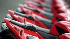 In sella alla: Honda CBR 600 RR - Immagine: 11