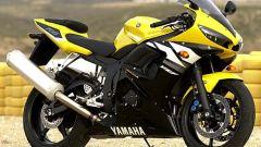 In sella alla Yamaha R6 '03 - Immagine: 22