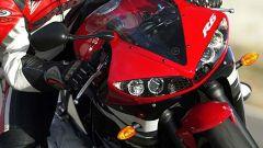 In sella alla Yamaha R6 '03 - Immagine: 26