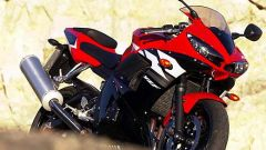 In sella alla Yamaha R6 '03 - Immagine: 30