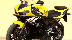 In sella alla Yamaha R6 '03 - Immagine: 18