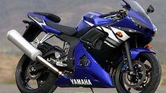 In sella alla Yamaha R6 '03 - Immagine: 16