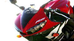 In sella alla Yamaha R6 '03 - Immagine: 11
