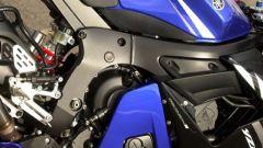In sella alla Yamaha R6 '03 - Immagine: 12