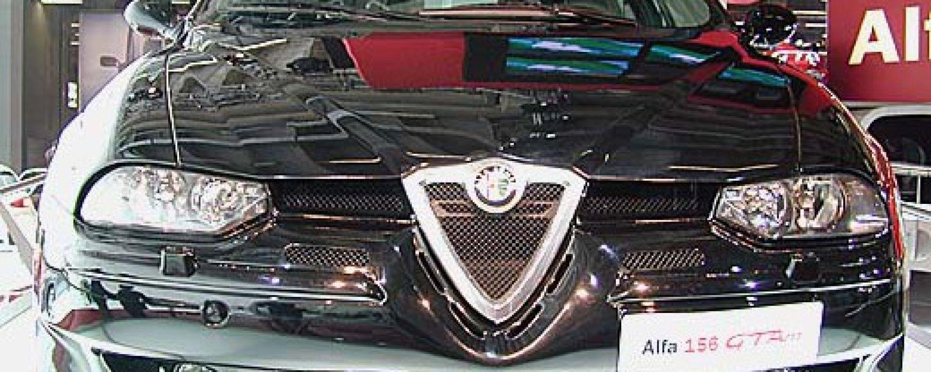 Alfa Romeo 156 GTAm