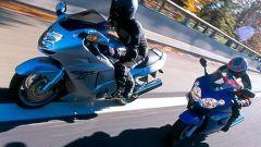 Sport Touring:Honda CBR XX vs Kawasaki ZZ-R - Immagine: 1