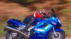Sport Touring:Honda CBR XX vs Kawasaki ZZ-R - Immagine: 25