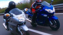 Sport Touring:Honda CBR XX vs Kawasaki ZZ-R - Immagine: 26