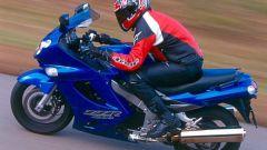 Sport Touring:Honda CBR XX vs Kawasaki ZZ-R - Immagine: 33