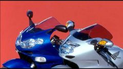 Sport Touring:Honda CBR XX vs Kawasaki ZZ-R - Immagine: 35