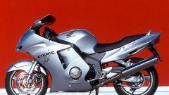 Sport Touring:Honda CBR XX vs Kawasaki ZZ-R - Immagine: 5