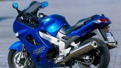 Sport Touring:Honda CBR XX vs Kawasaki ZZ-R - Immagine: 12