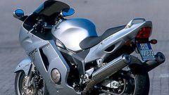Sport Touring:Honda CBR XX vs Kawasaki ZZ-R - Immagine: 13