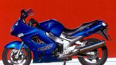 Sport Touring:Honda CBR XX vs Kawasaki ZZ-R - Immagine: 15