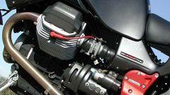 In sella allaMoto Guzzi V11 Le Mans - Immagine: 1