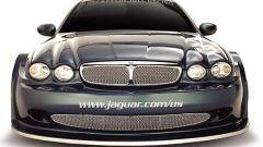 Jaguar X-Type Racing Concept - Immagine: 1