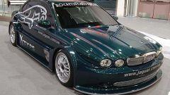 Jaguar X-Type Racing Concept - Immagine: 6