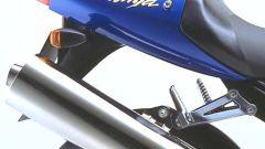 In pista con la Kawasaki ZX-12 R 2002 - Immagine: 11