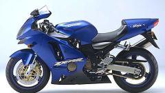 In pista con la Kawasaki ZX-12 R 2002 - Immagine: 7