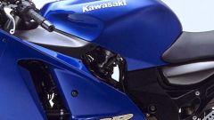 In pista con la Kawasaki ZX-12 R 2002 - Immagine: 2