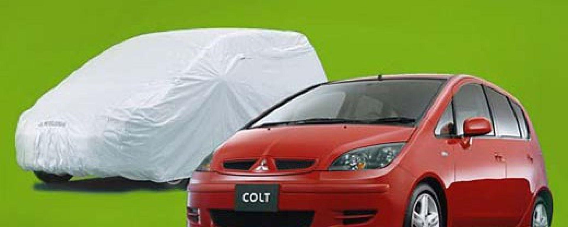 Anteprima: Mitsubishi Colt my 2003