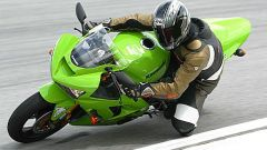In sella alla Kawasaki ZX-6R 2003 - Immagine: 44
