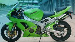 In sella alla Kawasaki ZX-6R 2003 - Immagine: 6
