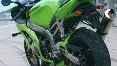 In sella alla Kawasaki ZX-6R 2003 - Immagine: 2