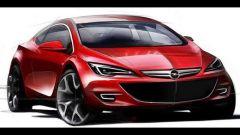 Nuova Opel Astra 2010, le prime foto - Immagine: 6