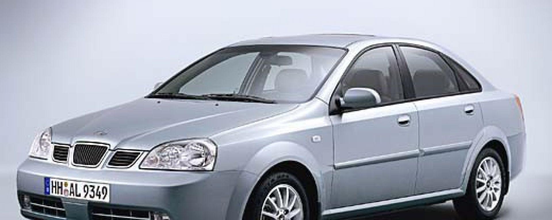 Daewoo Nubira my 2003