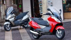 Immagine 33: In sella a: Aprilia Atlantic 125-200