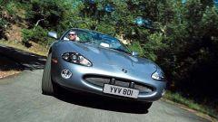 Su strada con la Jaguar XK my 2003 - Immagine: 34