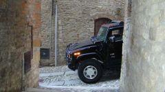 Esclusivo: su strada con l'Hummer H2 - Immagine: 53