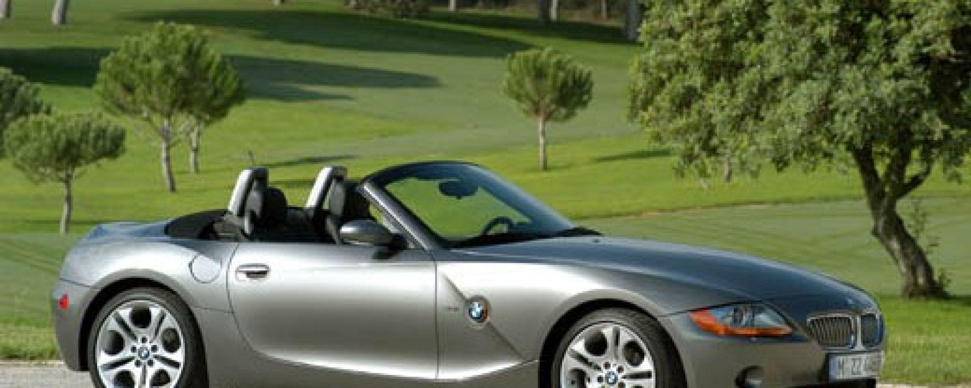 Su strada con la BMW Z4 3.0