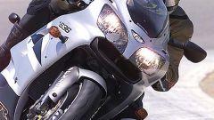 In sella alla Kawasaki ZX-6R 636 2002 - Immagine: 26