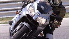 In sella alla Kawasaki ZX-6R 636 2002 - Immagine: 3