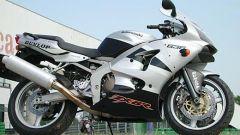 In sella alla Kawasaki ZX-6R 636 2002 - Immagine: 5
