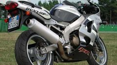 In sella alla Kawasaki ZX-6R 636 2002 - Immagine: 7
