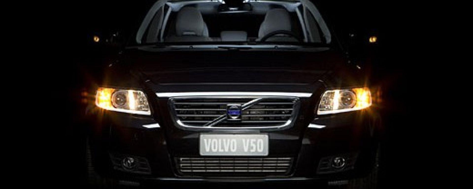 Volvo V50 Trifuel