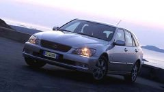 Su strada con la Lexus IS 200 Wagon - Immagine: 23
